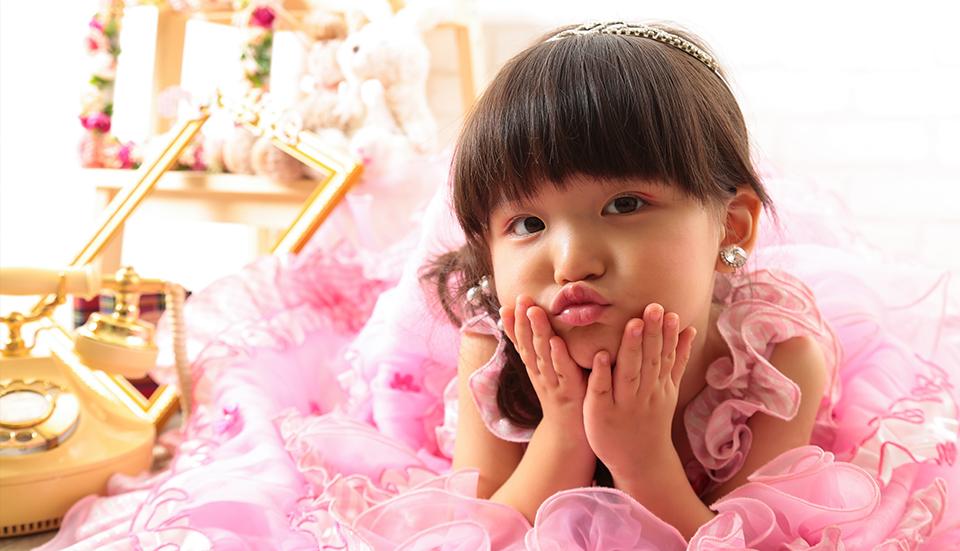 大阪で七五三写真をおしゃれにスタジオ・写真館で撮影したいママがハニクラを選ぶ理由05