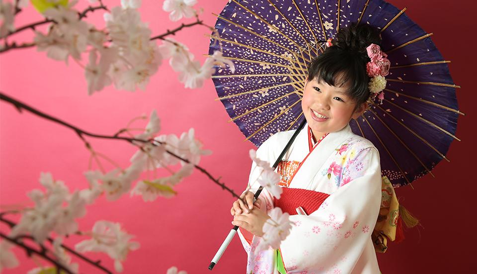 大阪で七五三写真撮影ならハニーアンドクランチの案内写真09