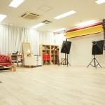 ハニーアンドクランチ神戸三宮店のスタジオ写真Bスタジオ