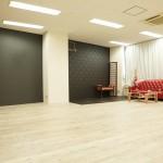 ハニーアンドクランチ神戸三宮店のスタジオ写真Bスタジオ後方