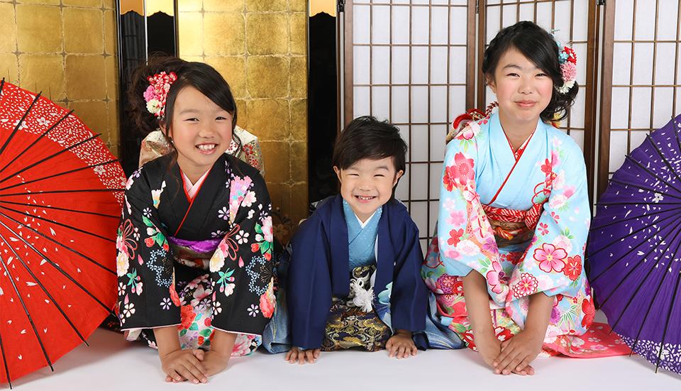 大阪で七五三写真撮影ならハニーアンドクランチのコース料金の注意事項