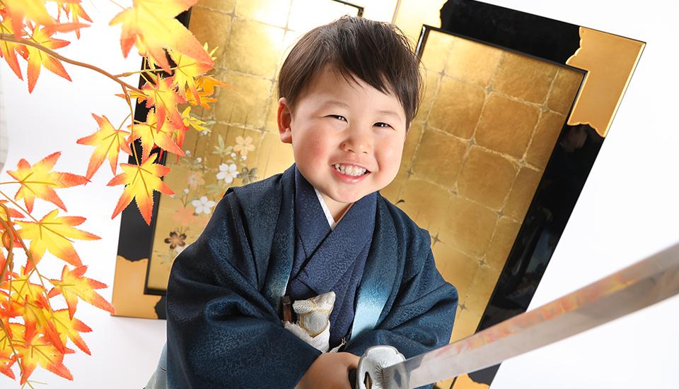 兵庫神戸で七五三写真撮影ならハニーアンドクランチの案内写真04