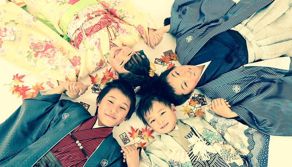 兵庫神戸で七五三写真撮影ならハニーアンドクランチの案内写真09