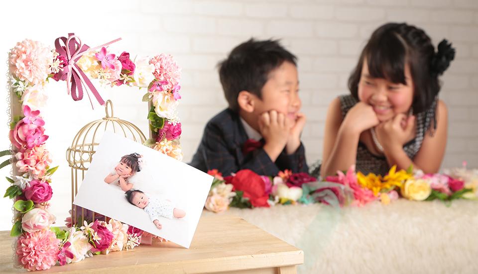 京都滋賀で七五三写真をおしゃれに撮影したいママがハニクラを選ぶ理由10