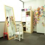 七五三写真撮影スタジオハニーアンドクランチ心斎橋北堀江店のスタジオ写真04