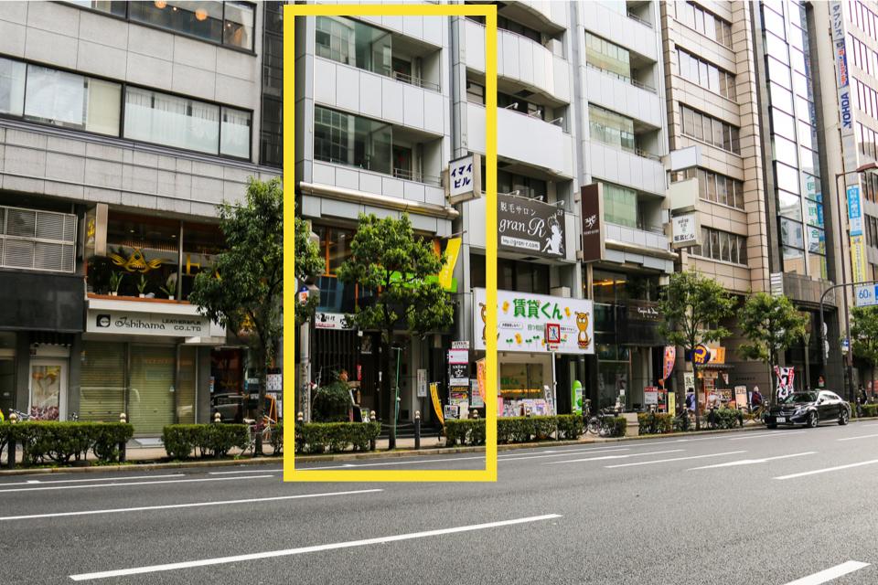 七五三写真撮影スタジオハニーアンドクランチ心斎橋北堀江店のスタジオ写真08