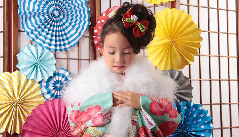 七五三写真館スタジオハニーアンドクランチ堺東駅前店の店舗情報ヘッダ