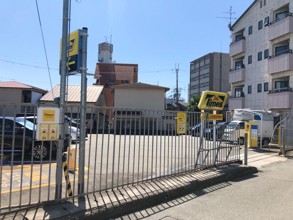 高槻茨木の七五三写真館近くのパーキング03