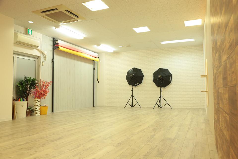 高槻茨木の七五三写真スタジオハニーアンドクランチの店舗写真01
