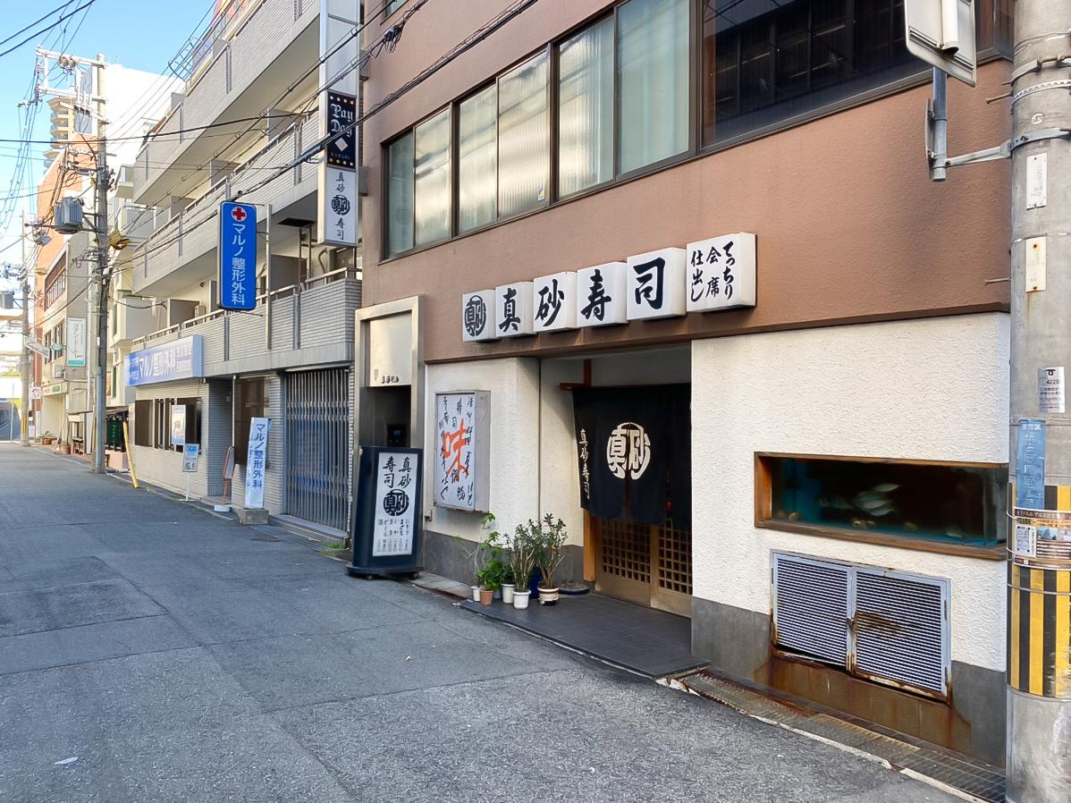 七五三写真館ハニーアンドクランチ神戸東店への道順05